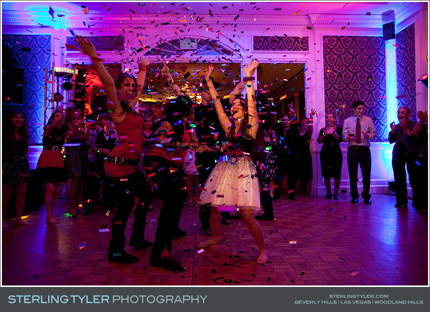 Regency Club Los Angeles Bat Mitzvah Photography