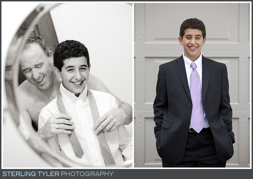 Wilshire Blvd Temple Bar Mitzvah Photography