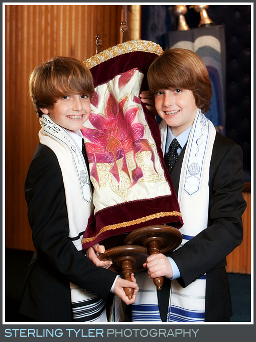 Temple Judea Bar Mitzvah Photography