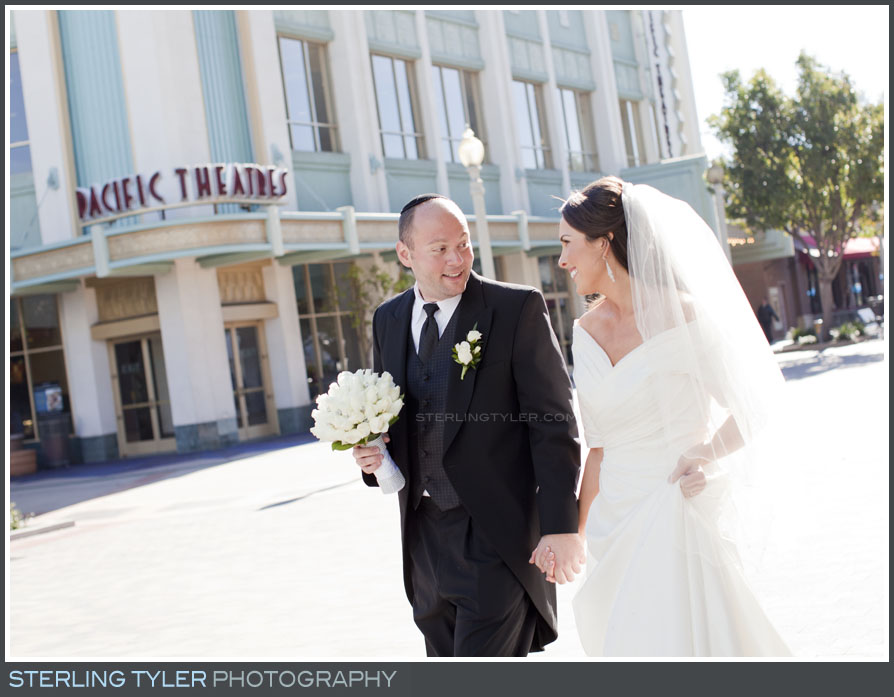 Culver City Wedding Portrait