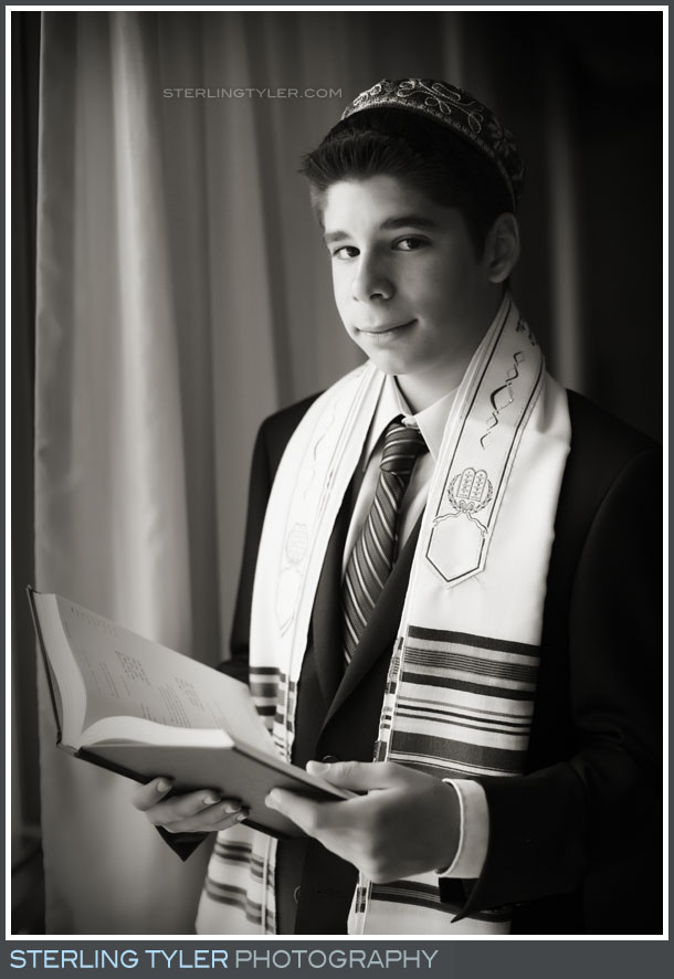 Temple Bat Yam Bar Mitzvah Photographer