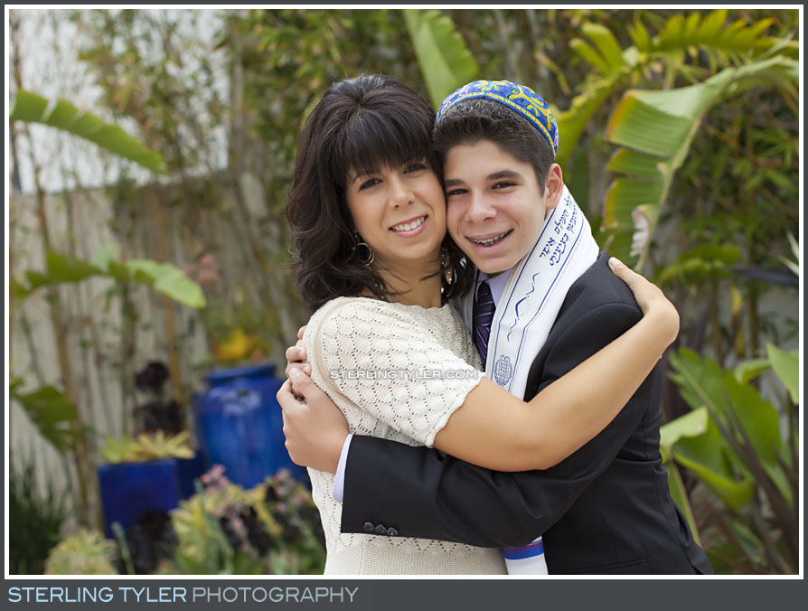 Orange County Bar Mitzvah Photos