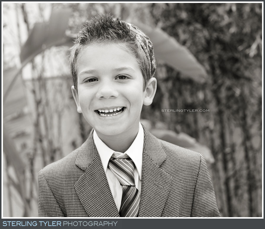 Orange County Bar Mitzvah Photographer