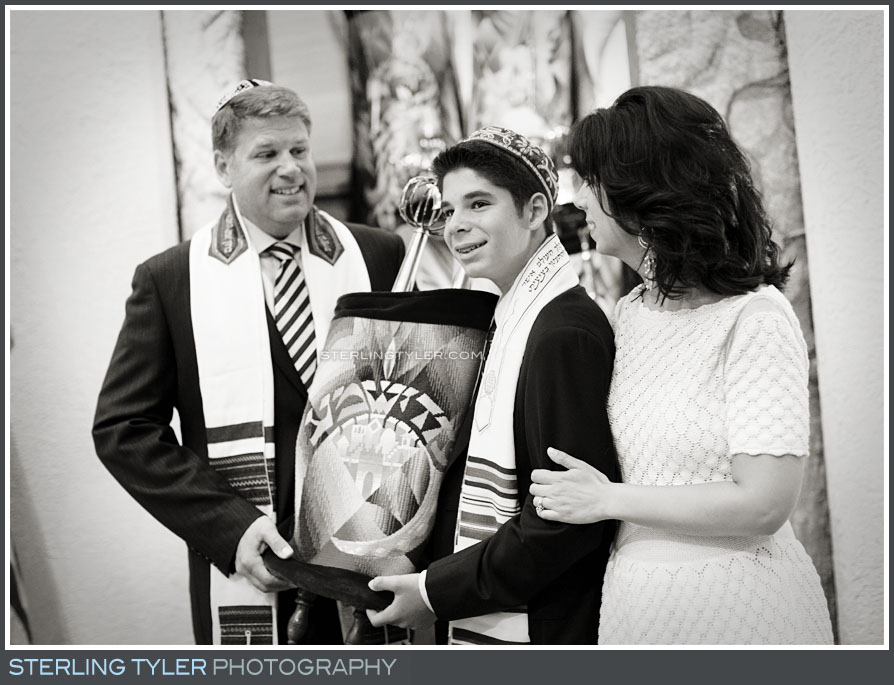 Orange County Bar Mitzvah Photography