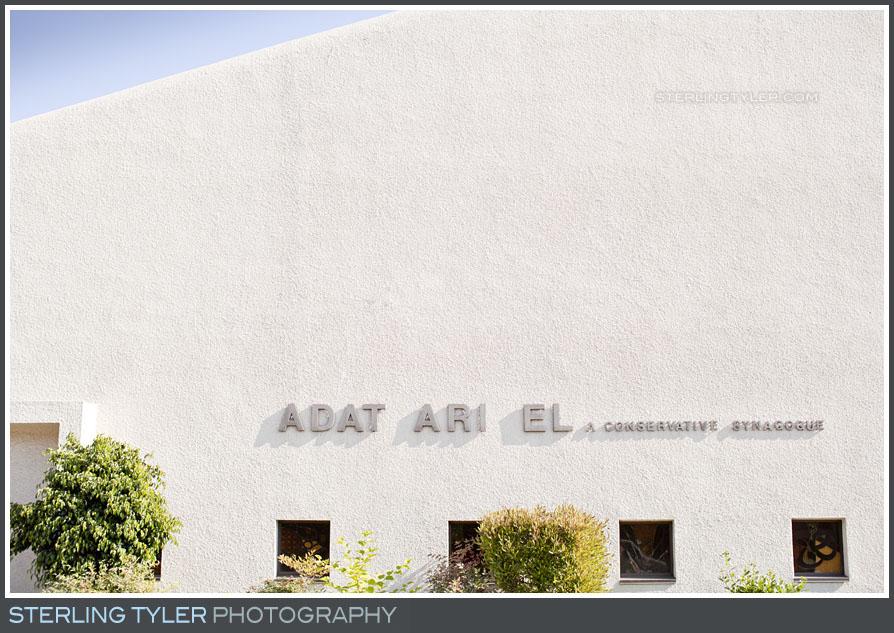 Adat Ari El Bar Mitzvah Photography