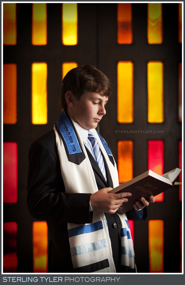 Adat Ari El Bar Mitzvah Photography