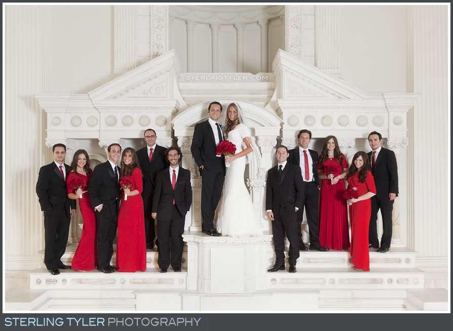 Vibina Downtown Los Angeles Wedding Photography