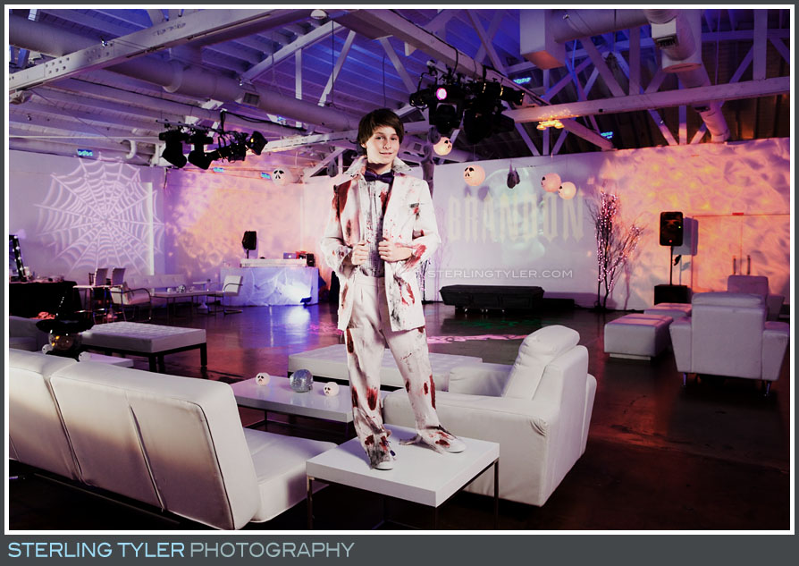 The Mark for Events Bar Mitzvah photo