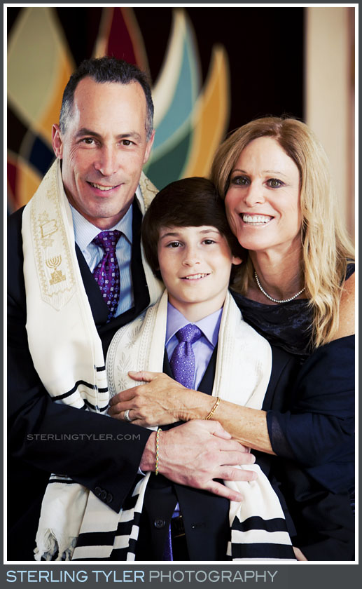 Chabad of the Beach Cities Bar Mitzvah photo