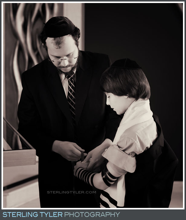 Bar Mitzvah Tefillin Chabad Manhattan Beach