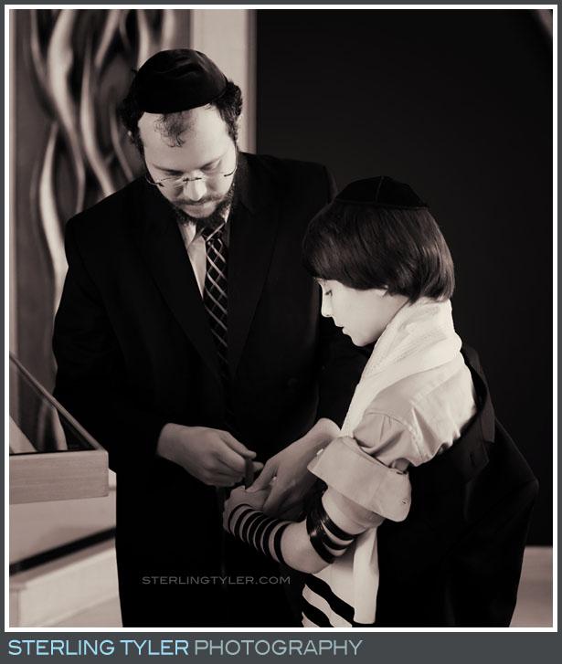 Bar Mitzvah Tefillin Chabad Manhattan Beach