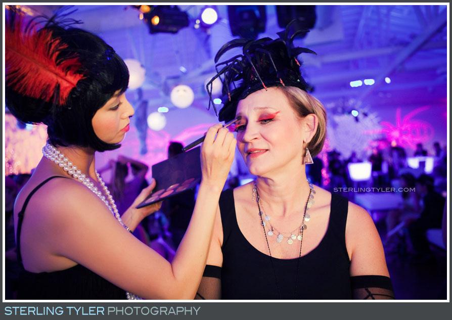 Angelina Cheng Makeup Artist for Halloween Bar Mitzvah