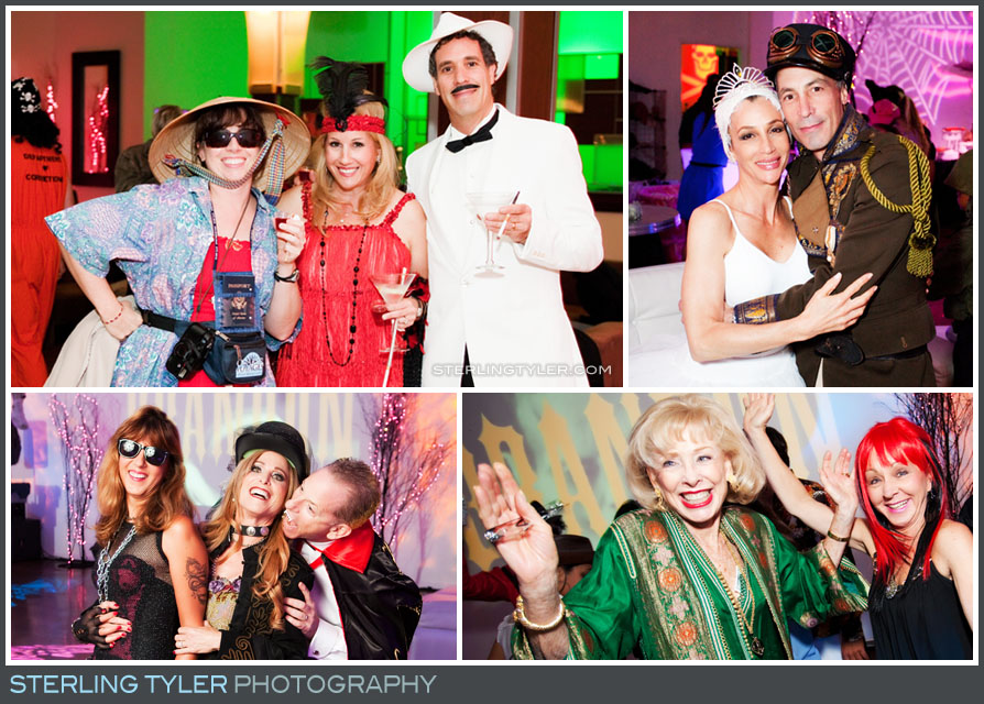 Halloween Themed Bar Mitzvah Portraits
