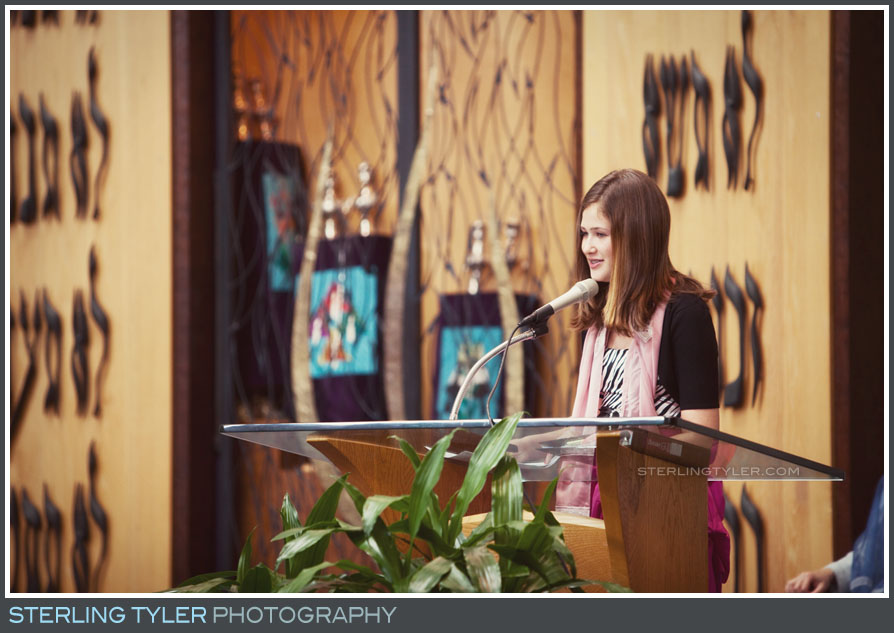 The Temple Beth David Bat Mitzvah Portrait