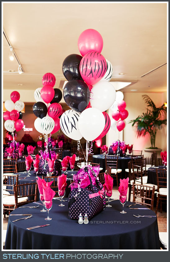 Promenade Turnip Rose Bat Mitzvah