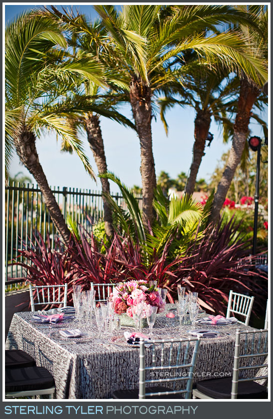 Huntington Beach Wedding Reception Photos