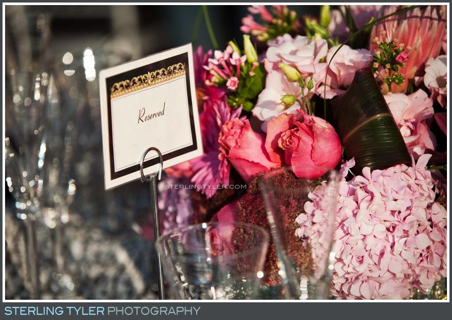 Huntington Beach Wedding Reception Photo