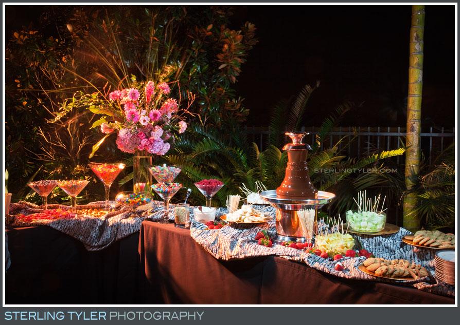 Huntington Beach Wedding Reception Photography