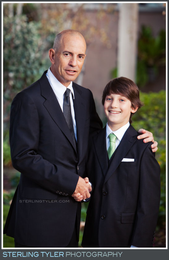 El Caballero Country Club Bar Mitzvah Portrait Photography