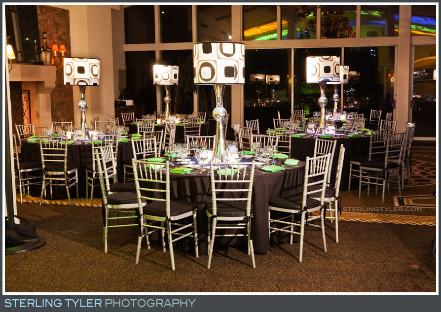 El Caballero Country Club Bar Mitzvah Reception Photography