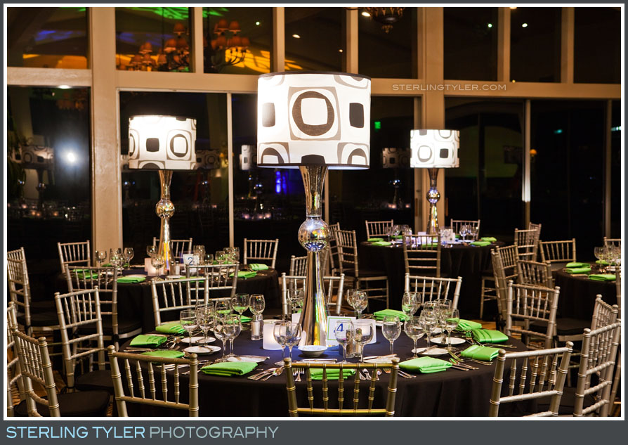El Caballero Country Club Bar Mitzvah Reception Photo