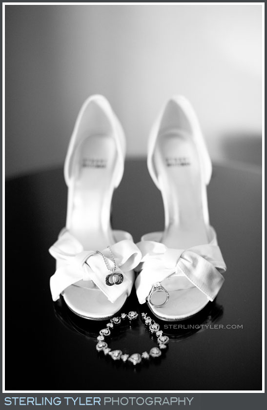 Laguna Cliffs Marriott Resort and Spa Wedding Shoes Photography