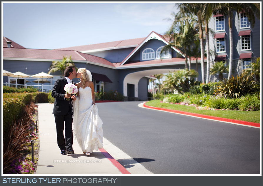 Laguna Cliffs Marriott Resort and Spa Wedding Portrait Photography