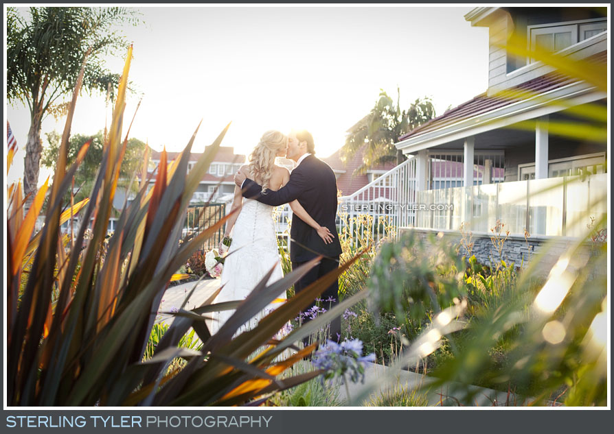 Laguna Cliffs Marriott Resort and Spa Wedding Portrait Photos