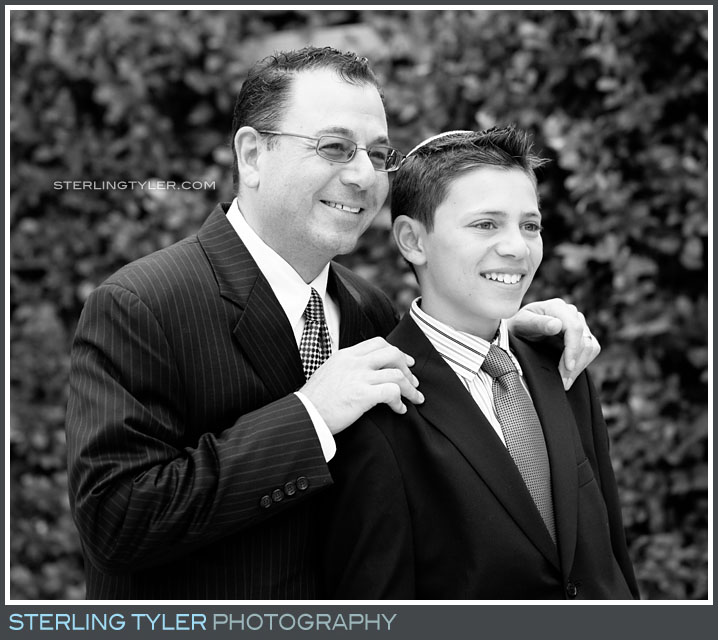 Temple Adat Alohim Bar Mitzvah Portrait Photography