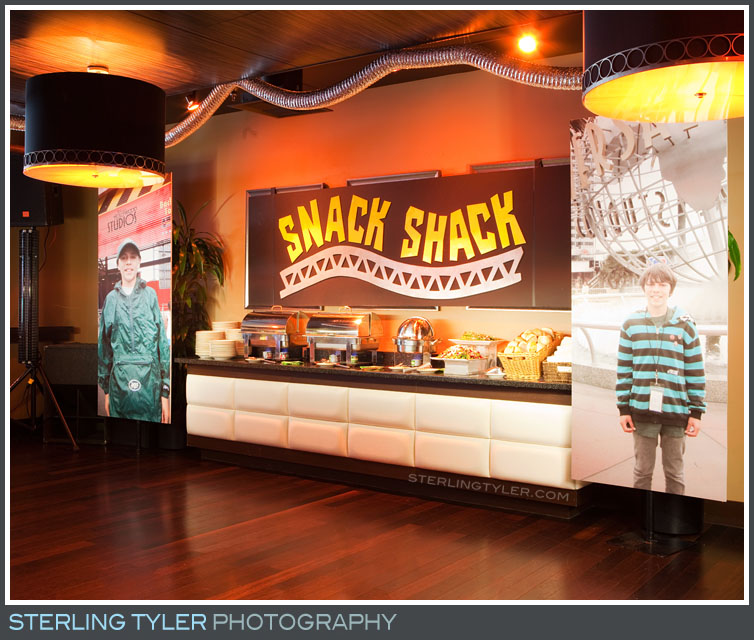 Lucky Strike Bowling Bar Mitzvah Photography
