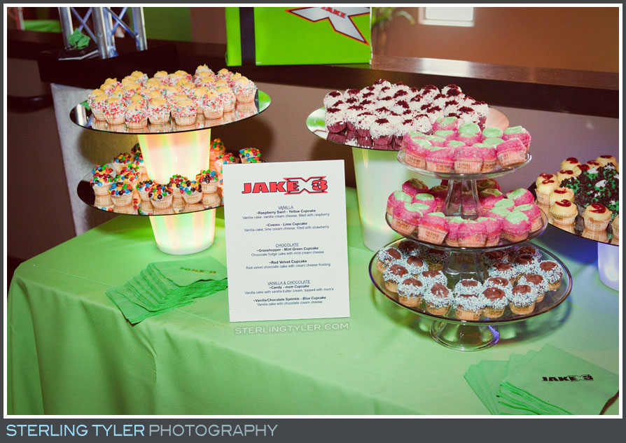Lucky Strike Bowling Bar Mitzvah Reception Photography