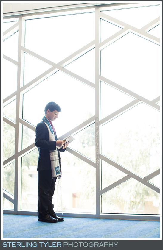 bar mitzvah portrait temple judea