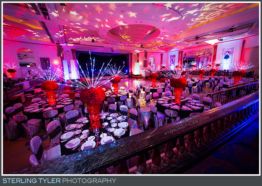 regional beverly hotel bat mitzvah recption