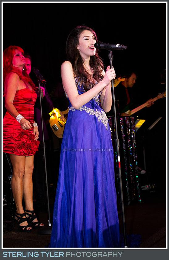 regional beverly wilshire hotel reception bat mitzvah concert