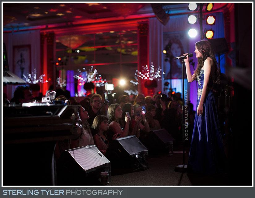 regional beverly wilshire hotel bat mitzvah reception concert