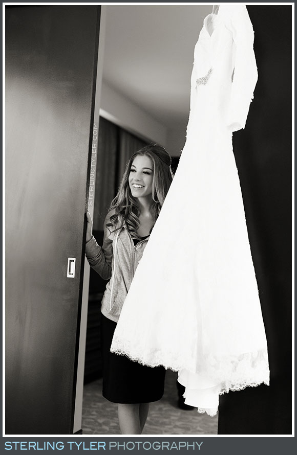 bride wedding dress la hotel los angeles